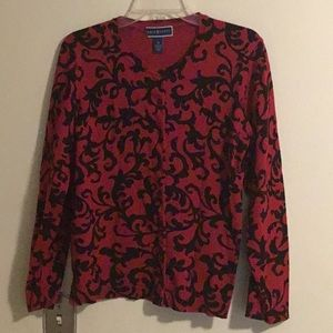 Plus size XL Karen Scott sweater